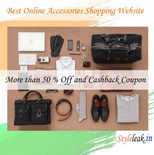 Best Online Accessories Shopping Website-SEO Requried