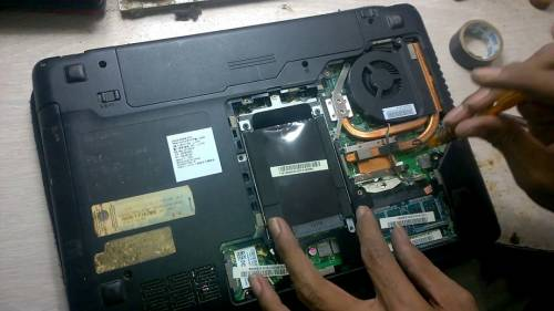 Acer Dell Hp Laptop Fan repair services bangalore-Call 9008327777