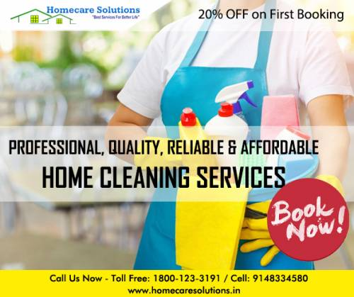 Office clean in Bangalore | Office Cleaning Services in Bangalore - Homecaresolutions
