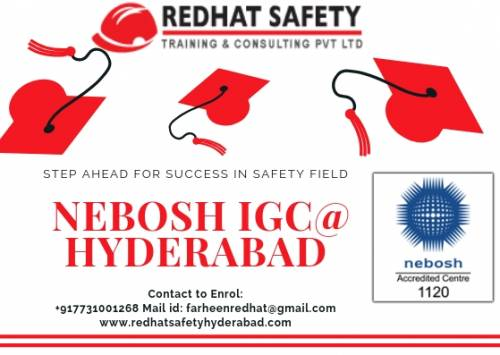Fire and safety course in Hyderabad | Safety course in hyderabad  |nebosh safety course