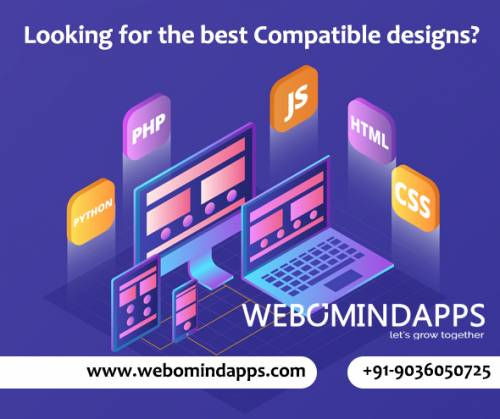 Ecommerce Website Design Company in Bangalore - Webomindapps