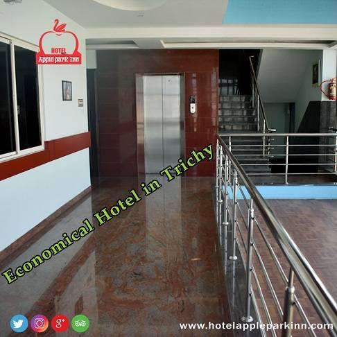 List of hotels in Trichy